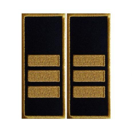 Grade Agent Sef Adjunct Penitenciar, ANP -simplu - Insemne oficiale/profesionale si grade pentru PolitiaPenitenciare ANP. Comanda acum!