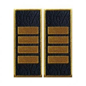 Grade Agent Sef Penitenciar, ANP - Insemne oficiale/profesionale si grade pentru PolitiaPenitenciare ANP. Comanda acum!