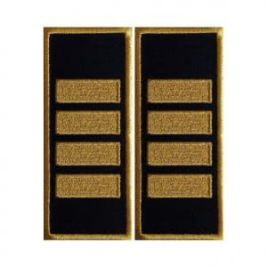 Grade Agent Sef Penitenciar, ANP -simplu - Insemne oficiale/profesionale si grade pentru PolitiaPenitenciare ANP. Comanda acum!