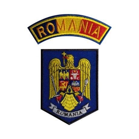 Set Emblema maneca personal Penitenciar ANP - Insemne oficiale/profesionale si grade pentru PolitiaPenitenciare ANP. Comanda acum!