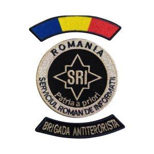 Embleme Serviciul Roman de Informatii SRI