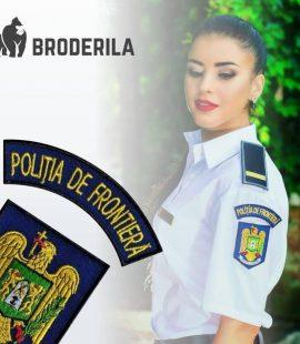 uniforma de serviciu a politiei romane de frontiera broderila.ro arad