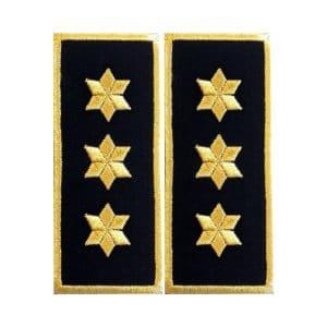 Grade Comisar Sef Penitenciar, ANP -simplu- Insemne oficiale/profesionale si grade pentru PolitiaPenitenciare ANP. Comanda acum!
