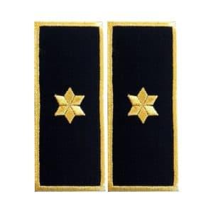 Grade Subcomisar Penitenciar, ANP -simplu - Insemne oficiale/profesionale si grade pentru PolitiaPenitenciare ANP. Comanda acum!