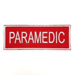 Emblema paramedic 13x5 1