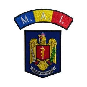 Embleme Directia Medicala MAI - Insemne oficiale/profesionale si grade pentru Politia Romana IGPR. Lex et honor! Comanda acum!