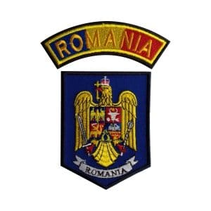 Set Emblema maneca personal v2 Penitenciar ANP - Insemne oficiale/profesionale si grade pentru PolitiaPenitenciare ANP. Comanda acum!