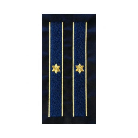 Trese Maneca Subcomisar ANP - Galoane Maneca- Insemne oficiale/profesionale si grade pentru PolitiaPenitenciare ANP. Comanda acum!