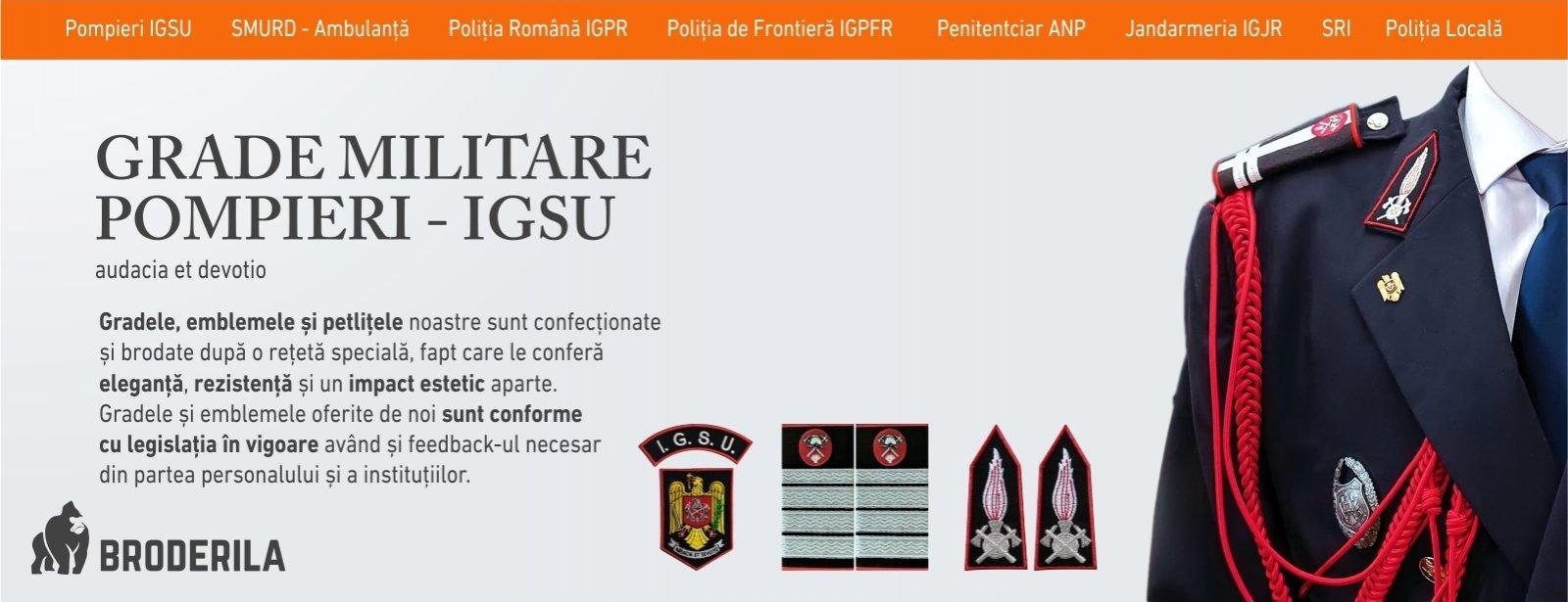 grade militare igsu pompieri emblema brodata pompieri igsu grade brodate pompieri