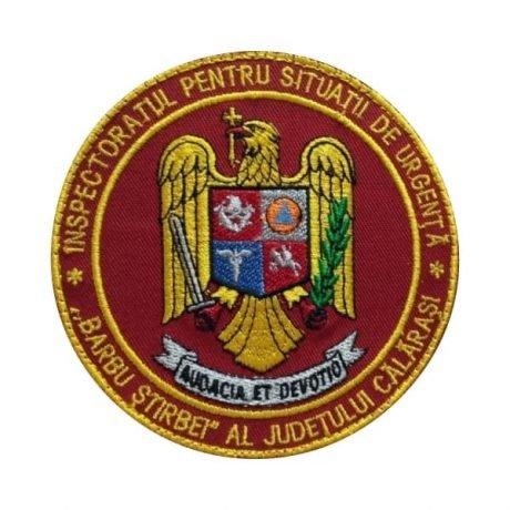 Emblema ISU Calarasi brodata