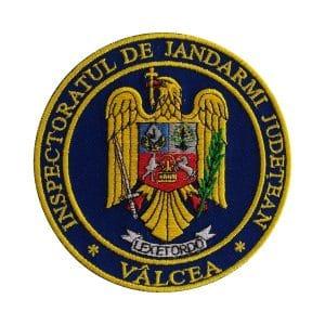 Emblema Jandarmi IJJ Valcea
