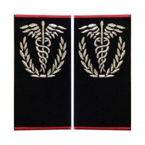 Grade Medic Debutant Ambulanta - Insemne oficiale/profesionale si grade pentru personalul SMURD si AMBULANTA, grade medici, paramedici, SMURD