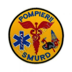 Emblema Pompierii SMURD