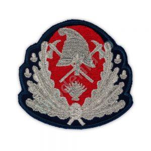 Emblema Coifura General Pompieri ISU IGSU