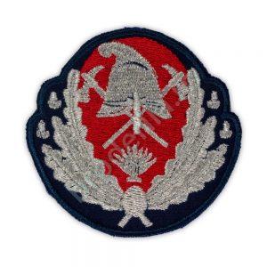 Emblema Coifura Ofiteri Pompieri ISU IGSU