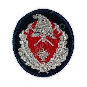 Emblema Coifura Subofiteri Pompieri ISU IGSU