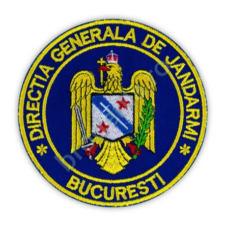 Emblema DGJ Bucuresti