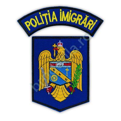 Emblema Politia Imigrari