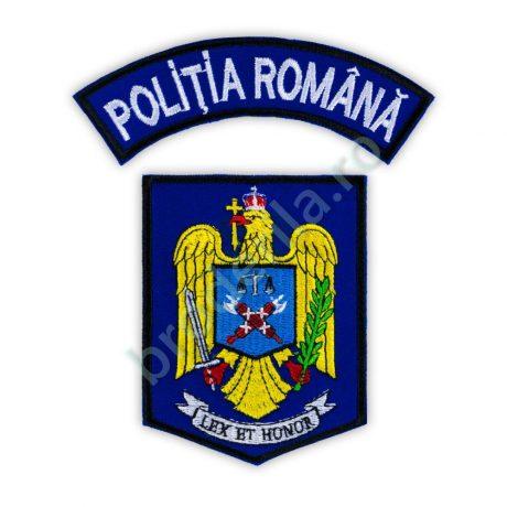 Emblema Politia Romana