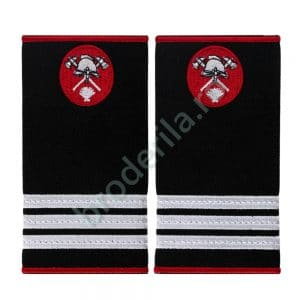 Grade Capitan pompieri ISU IGSU