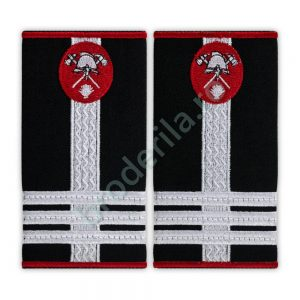 Grade Colonel pompieri ISU IGSU
