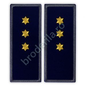 Grade Inspector Principal politia de frontiera IGPFR