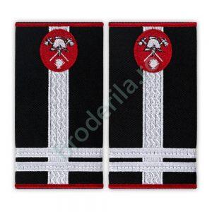 Grade Locotenent Colonel pompieri ISU IGSU