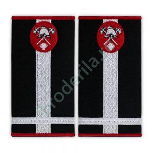 Grade Maior pompieri ISU IGSU