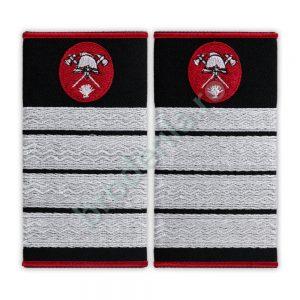 Grade Plutonier Adjutant Sef pompieri ISU IGSU