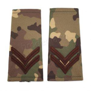 Grade militare caporal clasa 3 combat forte terestre