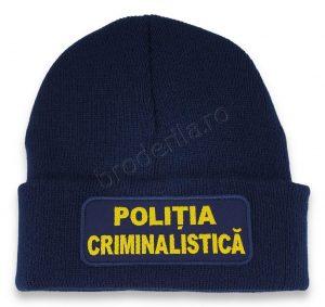 CACIULA POLITIA CRIMINALISTICA FES POLITIA CRIMINALISTICA BLEUMARIN