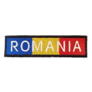 Ecuson drapel romania 10x2 5 penitenciare anp