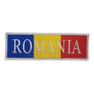 Ecuson drapel Romania
