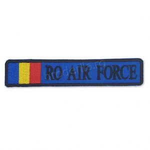 Ecuson ro air force albastru 1