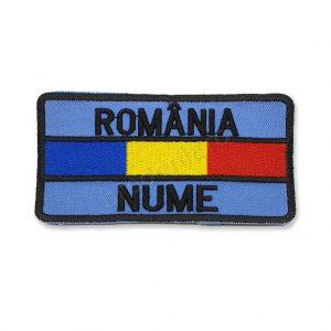 Ecuson tricolor nume romania