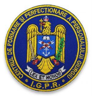 Emblema Centrul de Formare si Perfectionare a Personalului Giurgiu