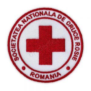 Emblema Crucea Rosie