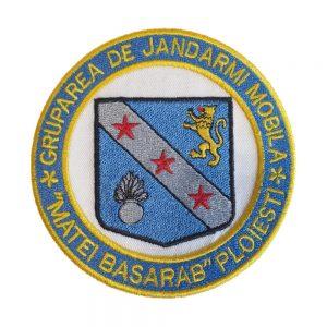 Emblema Gruparea de Jandarmi Mobila Ploiesti