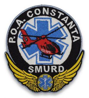 Emblema POA Constanta SMURD