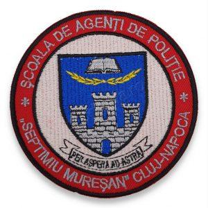 Emblema Scoala de Agenti de Politie Septimiu Muresan Cluj Napoca