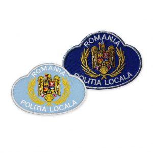 Emblema coifura Politia Locala