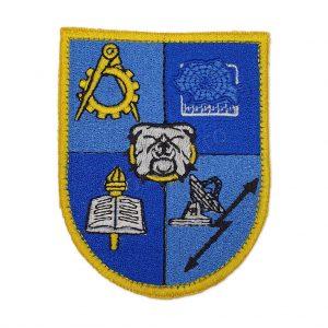 Emblema comandamentul comunicatiilor si informaticii brodat