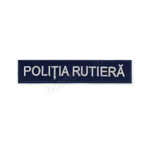 Emblema politia rutiera 125 25