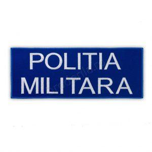 Emblema spate Politia Militara