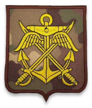 Emblema statul major al apararii combat terestru 1
