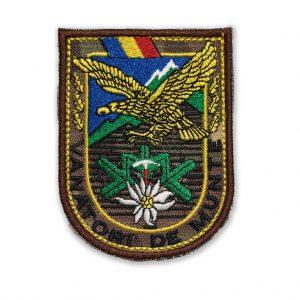 Emblema vanatori de munte combat terestru
