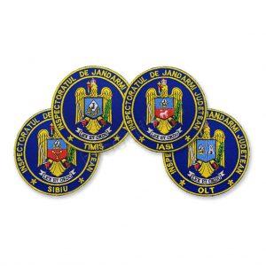 Embleme ijj jandarmerie
