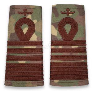 Grade militare colonel parasutist semn arma combat terestru