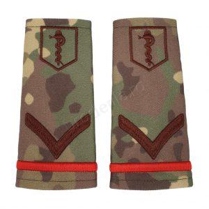 Grade militare student fruntas combat terestru specialitatea medicala
