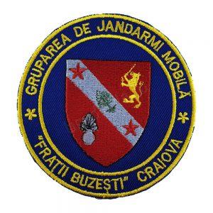 Gruparea de Jandarmi Mobila Fratii Buzesti CRAIOVA